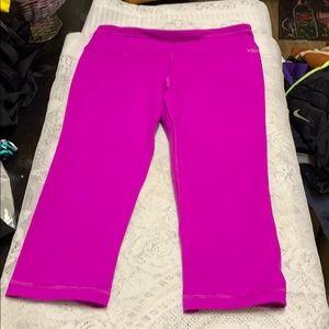 Victoria's Secret Capri pants.